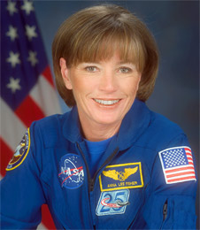 Interview with astronaut Dr. Anna Fisher